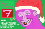 artist:mahogany bonzi bonzi_buddy christmas gorilla purple scary windows_7 windows_xp // 870x569 // 50.2KB