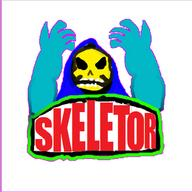 artist:kermitthedestroyer game:Tekken_7 skeletor streamer:joel // 500x500 // 67.0KB