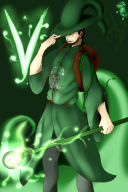 artist:bullet_hell green_eyes streamer:vinny // 1200x1800 // 1.2MB