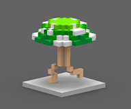 3d artist:captain_punch game:earthbound pixel streamer:vinny vineshroom voxel // 960x800 // 137.3KB