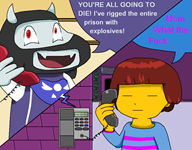 frisk game:hard_tale game:hard_time game:undertale streamer:joel toriel // 854x670 // 63.5KB