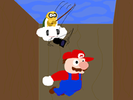 animated artist:connorses game:super_mario_64 lakitu mario streamer:joel // 640x480 // 191.3KB