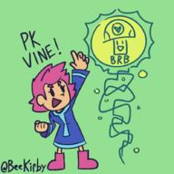 artist:thingybobinc brb game:mother_3 kumatora streamer:vinny // 900x900 // 26.7KB