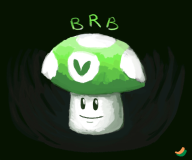 artist:cantaloupe be_right_back brb streamer:vinny vineshroom // 814x680 // 181.1KB
