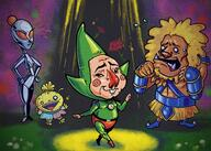 artist:Caption_Panic game:ripened_tingle's_balloon_trip_of_love streamer:vinny tingle // 2102x1500 // 4.0MB
