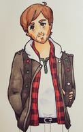artist:buntime copic_markers streamer:vinny traditional // 650x1024 // 129.5KB