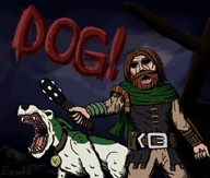artist:enzefik botchjob dog game:darkest_dungeon streamer:vinny vinesauce // 1500x1275 // 324.0KB