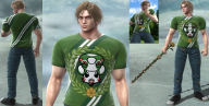 cas custom_character screencap soul_calibur_5 soul_calibur_v streamer:vinny // 1235x629 // 1.1MB