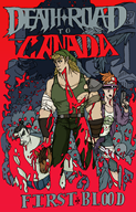 artist:tra$h_face blood buff game:death_road_to_canada hokuto_no_ken streamer:vinny sweat zombies // 1104x1712 // 248.5KB