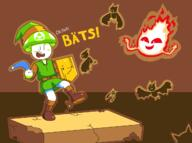 artist:capnsdraw bats game:the_legend_of_zelda:_oracle_of_seasons karl_pilkington streamer:vinny // 1280x950 // 88.2KB