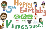5th_anniversary anniversary birthday mushroom streamer:direboar streamer:fred streamer:hootey streamer:joel streamer:ky streamer:limes streamer:revscarecrow streamer:vinny vinesauce vineshroom // 1280x800 // 475.0KB