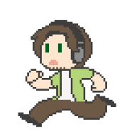 animated artist:thegats pixel_art streamer:vinny vinesauce // 210x225 // 17.0KB