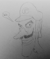 artist:DoctorPretentious streamer:vinny waluigi // 1645x1936 // 605.1KB