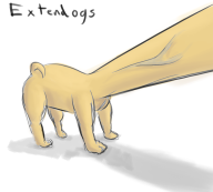 artist:maarthul corruptions dog game:nintendogs // 663x598 // 163.9KB