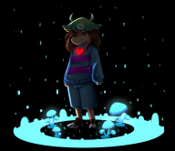 artist:thekimmeh game:undertale streamer:joel // 1280x1111 // 380.1KB