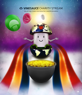 artist:piergaming charity_stream charity_stream_2016 clouds earth rainbow vineshroom // 1200x1391 // 771.3KB