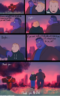 artist:mrturneh comic doug mr_dink sad streamer:vinny // 960x1516 // 1.5MB