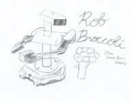 broccoli r.o.b. streamer:vinny vinesauce // 1633x1264 // 1.9MB