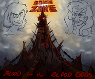 artist:sir_silver blood bone_zone game:rollercoaster_tycoon_2 geepm skulls streamer:joel // 1200x1000 // 1.2MB