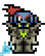 animated animation artist:lightdasher game:undertale sprite streamer:joel undertale_spoilers undyne undyne_the_undying // 88x108 // 40.9KB