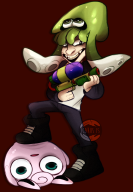 artist:icarusis game:super_smash_bros squib streamer:vinny // 621x894 // 500.4KB