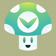 animated artist:mekellioz dark_shroom streamer:vinny vineshroom // 500x500 // 847.2KB