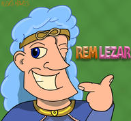 Rem_Lezar artist:Indy_Film_Productions streamer:vinny // 1920x1766 // 1.0MB