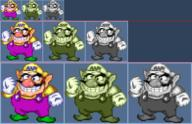 artist:KamiJoJo game:super_mario_land_2 gameboy pixel_art streamer:joel wario // 588x380 // 34.6KB