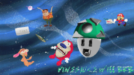 3d artist:vgdckeroro brb ren ren_and_stimpy space streamer:joel vineshroom // 544x306 // 505.3KB