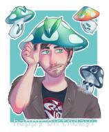 artist:pandemia birthday streamer:vinny vineshroom // 1369x1665 // 1.9MB