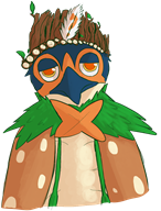 artist:unclear decidueye game:pokemon streamer:vinny vinesad // 968x1267 // 627.4KB
