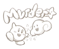 artist:morteriser cloudbro game:kirby_triple_deluxe kirby streamer:vinny // 603x503 // 165.4KB
