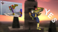 captain_falcon corruptions game:super_smash_bros streamer:vinny vinesauce // 2560x1440 // 1.8MB