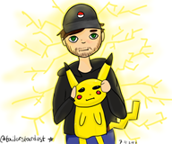 artist:tailorstardust game:pokemon_dash shitty_ds_games streamer:vinny // 600x500 // 234.0KB