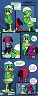 animal_crossing animal_crossing_new_leaf artist:silverpie cherry game:animal_crossing scoot streamer:vinny // 900x2240 // 680.0KB