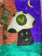 artist:barbabun darkshroom marker streamer:vinny traditional vine vineshroom // 1536x2048 // 630.0KB