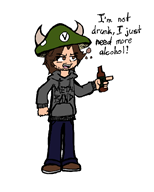 alcohol drunk streamer:joel // 793x987 // 28.9KB