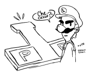 artist:vanduobones game:super_mario_3d_world luigi mario streamer:vinny // 711x554 // 109.1KB