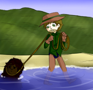 color digital_art game:red_dead_redemption streamer:vinny vinesauce // 453x443 // 104.8KB