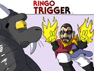 artist:captain-brookee game:chrono_trigger ringo_starr streamer:vinny // 1024x768 // 760.1KB