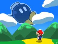 artist:leogeo bob-omb bobby game:paper_mario_the_origami_king streamer:vinny // 1740x1305 // 269.8KB