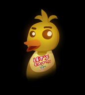 artist:ghostium duck game:five_nights_at_freddy's // 459x512 // 65.1KB