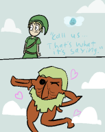artist:icebrigade legend_of_zelda link streamer:vinny vinesauce // 400x500 // 12.9KB
