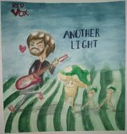 another_light artist:sheeplessdreamr red_vox streamer:vinny watercolor // 2373x2500 // 584.8KB