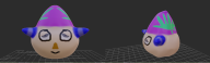 artist:feartheblackout game:animal_crossing sculptgl streamer:imakuni villager // 1054x322 // 145.8KB