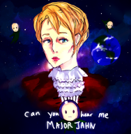 artist:cure blue_eyes david_bowie game:tomodachi_life jahn space // 500x510 // 292.3KB