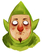 artist:haxpunch tingle // 828x1057 // 447.2KB