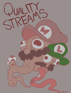 artist:avianite speed_luigi streamer:vinny stylit // 1932x2500 // 811.2KB