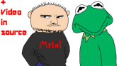artist:manfredvarg97 kermit streamer:joel video // 588x286 // 657.4KB