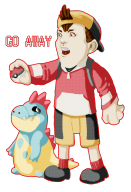 artist:annybody game:pokemon_vietnamese_crystal pokemon streamer:joel vinesauce // 800x1171 // 543.6KB